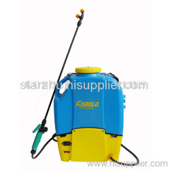 16L knapsack battery sprayer