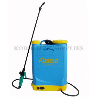 electric sprayer pump