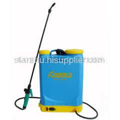 16L electric operated sprayer