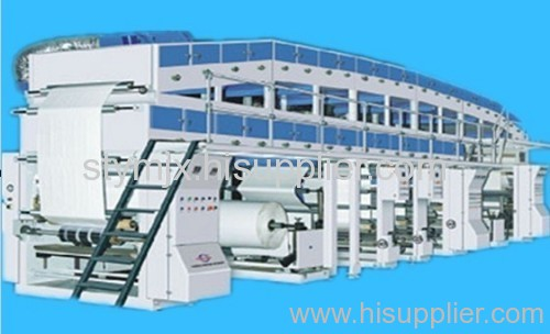 Yiming High Accurate Double Sides Adhesive Tape Coating Machine