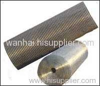 low carbon steel welded wire mesh