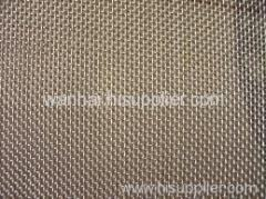 electro Galvanized Square hole Wire Mesh
