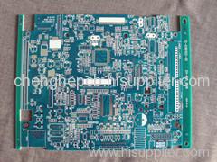 6 layer printed circuit board
