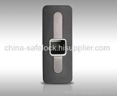 Safe fingerprint lock