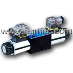 D03 (NG6) Rexroth Hydraulic Directional Solenoid Operated Spool Valve