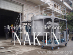 engine oil purification