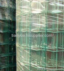 PVC coated dutch welded wire mesh