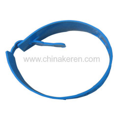soft PVC fashion bracelet