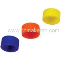 Cheap Promotional Debossed Silicone Finger Ring