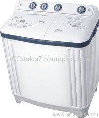Twin-tub washing machine