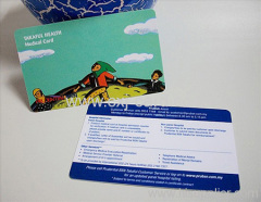 Medicare card,