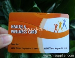 Care card,