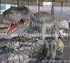 Animatronic T-rex dinosaur