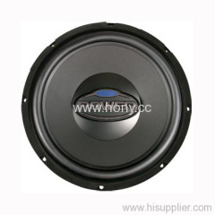 "10"" car audio subwoofer"