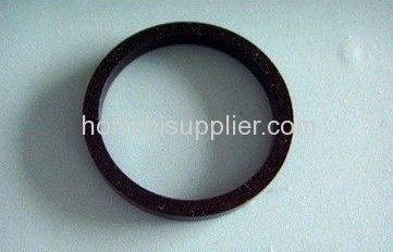 Ring type bonded NdFeB magnets