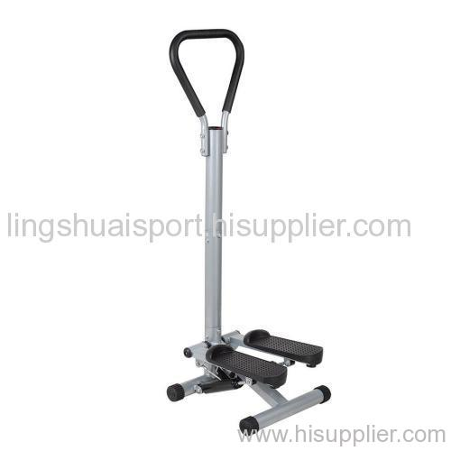 Stepper with Handle Bar