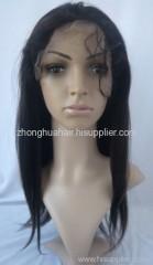 human hair full lace wigs yaki style
