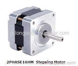 two phase hybrid stepping motor