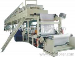 PET protection tape coating machine