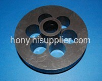 ring injection plastic bonded ferrite magnet