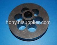 ring injection plastic bonded ferrite magnet