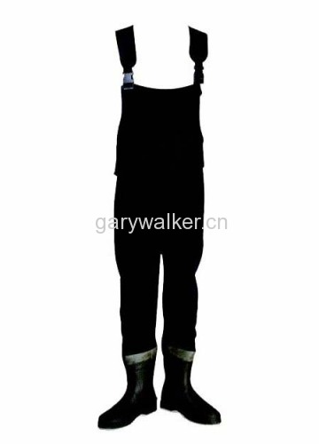 Neoprene chest waders