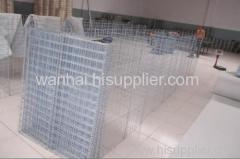 welded wire mesh Hesco Blast Wall