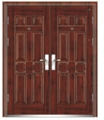china metal door
