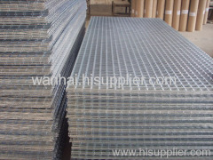 Galvanized Welded Mesh fabric