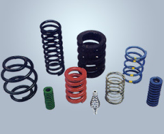 springs for mines machinery