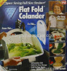 E-Z fold colander