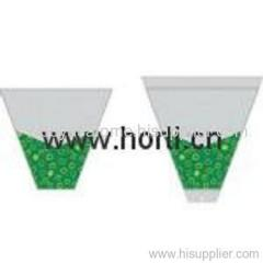 flower packaging sleeve/pot plant sleeve/bag