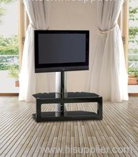 Big Glass LCD Plasma TV Stands