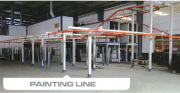 FITNESS EQUIPMENT--painting line