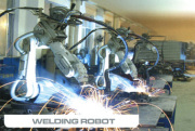 FITNESS EQUIPMENT--welding robot