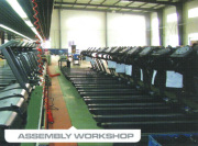 FITNESS EQUIPMENT--assembly workshop