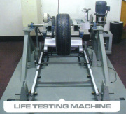 FITNESS EQUIPMENT--life testing machine