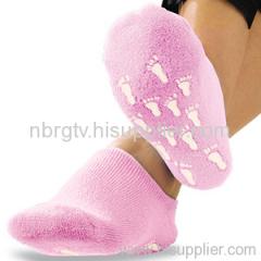 moisturising gel socks as seen on tv