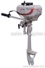 M3.5 Outboard motor