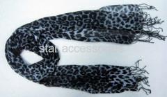 viscose print scarf