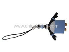 2013 soft pvc mobile phone pendant