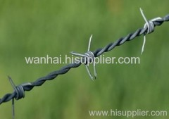 double twist barbed wires