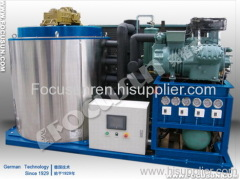 China unprecedental flake ice maker with PLC controller