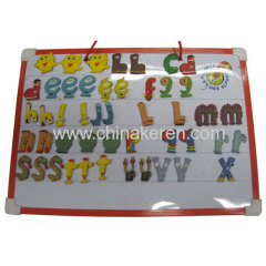 2013 fashion Soft color Pvc Letter