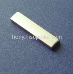sintered permanent ndfeb strip magnets