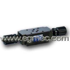 Yuken MTCV02 Modular Throttle Check Valve