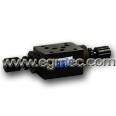 Yuken MTCV03 Hydraulic Throttle Check Valve