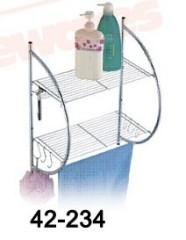 towel rack wall mounted