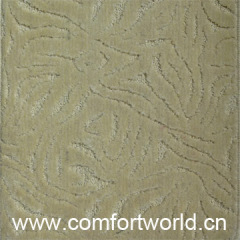 Tufted Carpet Made Of Poly