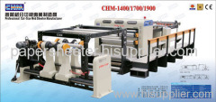 Rotary paper and board sheeters cutters